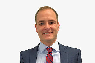 Kyle Stetar, the new Director of Sales, Eastern N.A.