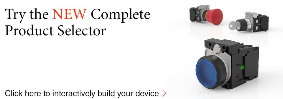 Try the new complete product selector from EAO