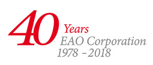 40 years EAO Corporation