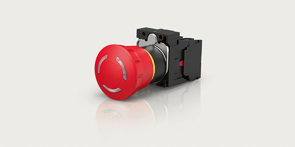 new Series 45 Emergency stop switches